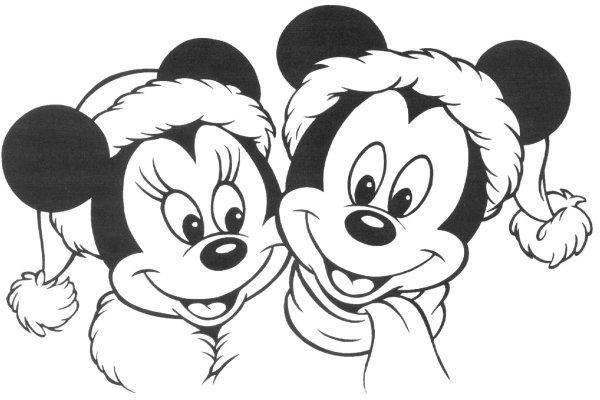 Comment dessiner mini et mickey la r ponse est sur - Dessin de mini mouse ...